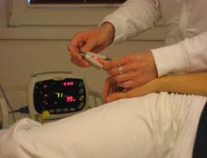 Vorbereitung auf eine Magenspiegelung